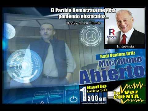 Raúl Ventura Ortiz - Llegaré hasta el final - Rocky de La Fuente 02 01 2016