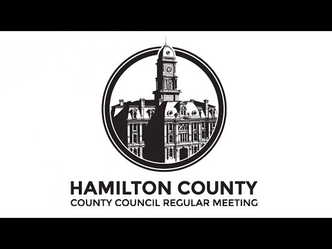 Hamilton County Council Meeting Nov 2, 2016