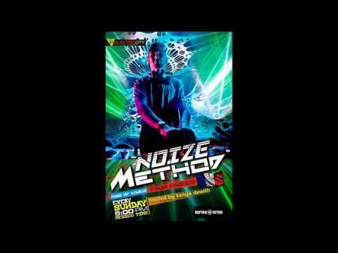 Noize Method en Electric City de BPM Radio con Kenya Dewith