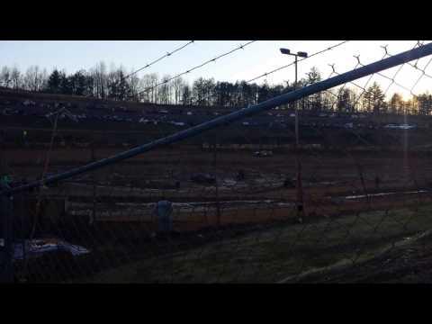 Wartburg Speedway 4-1-17 Late Model HotLaps