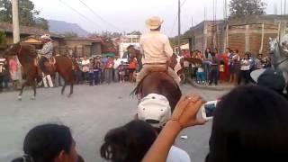 Cabalgata Paseo 2 de mayo zanatepec oaxaca
