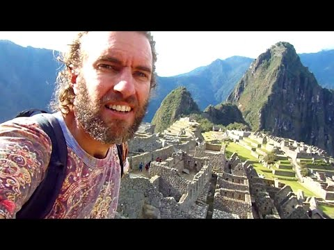 My Crazy Hiking Adventure to Machu Picchu [Full Movie]