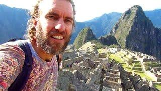 My Incredible Adventure to Machu Picchu, Peru [Full Movie]