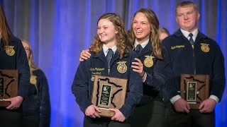 2017 MN State FFA Convention Annual Awards Night