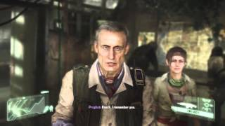 Crysis 3-Meet Rasch & Claire