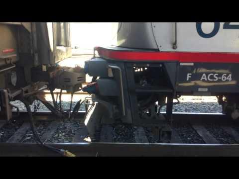 Amtrak train coupling part 2