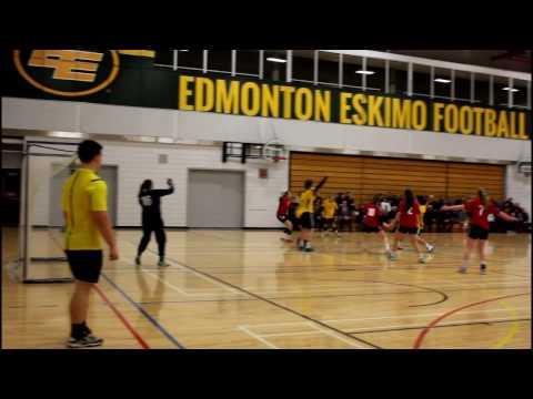 Alberta Team Handball Federation Vlog #3 (ATHL Youth Play offs)