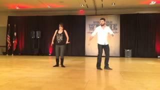 Ben Morris & Jennifer Deluca Pro Demo At Wild Wild Westie 2015