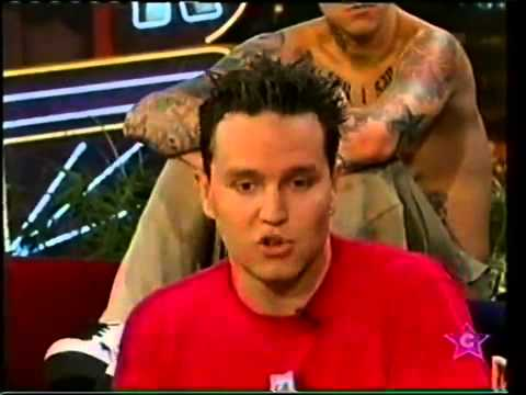 Blink-182 Interview Live Jay Leno 1999 On The Tonight Show