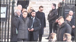 Baixar Alexandre Benalla at Johnny Hallyday Funerals in Paris