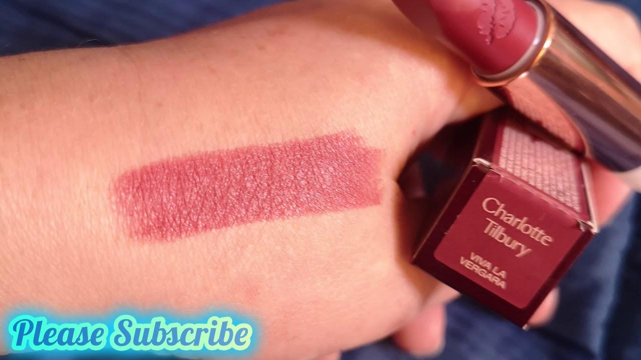 Charlotte Tilbury Hot Lips - A Beauty Junkie in London