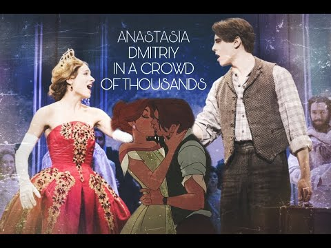 | In a Crowd of Thousands | Anya (Anastasia) & Dmitriy