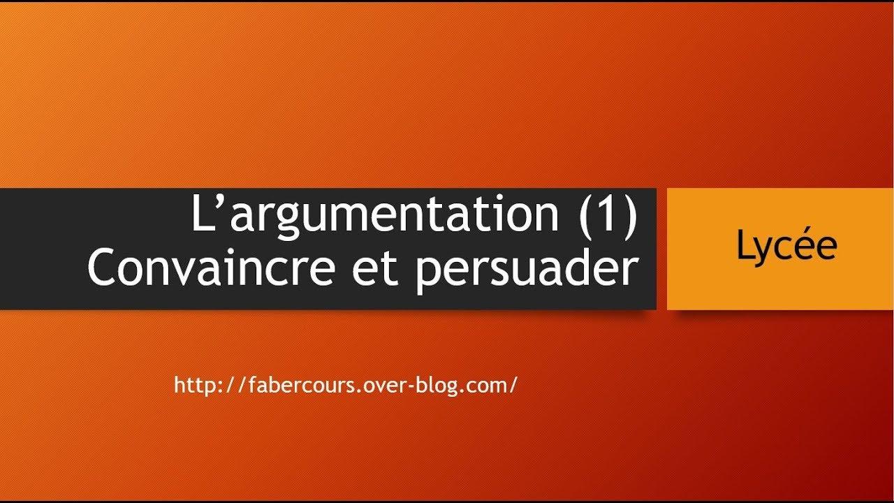 Bac fiche français : argumenter, convaincre, persuader– Bac – blogger.com