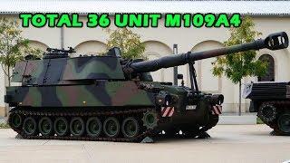 Gambar cover MANTAB, TNI AD KINI PUNYA TOTAL 36 UNIT MERIAM HOWITZER TERBARU M109A4