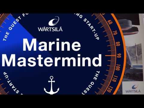 Marine Mastermind - The quest for a game-changing start-up | Wärtsilä