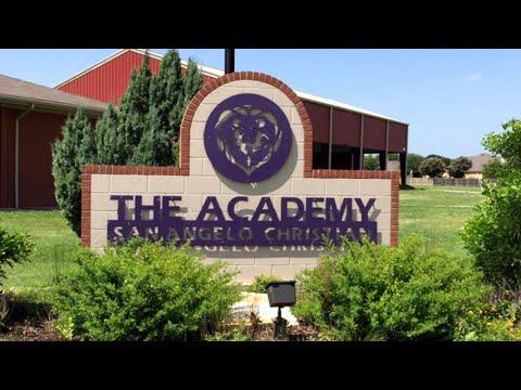 San Angelo Christian Academy 2020 Graduation