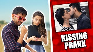KISSING PRANK in India (GONE WRONG) | Valentine's Day Special