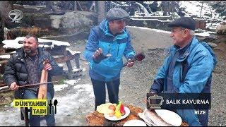 Yasin Esirgenç'in sunduğu Dünyanın Tadı farklı kültürler ve lezzetl...