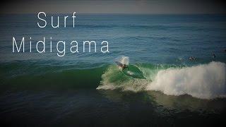 SURF MIDIGAMA  - Casey Grant, Jordan Alexander & Local Sri Lankan Surfers