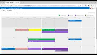 How to overlay Office 365 calendars with Exchange Online calendars and Meeting rooms