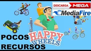 DESCARGA HAPPY WHEELS PARA PC // 📜ONLINE+BROWSE LEVELS / 1 GB DE RAM / WINDOWS XP/VISTA/7/8/8.7/10