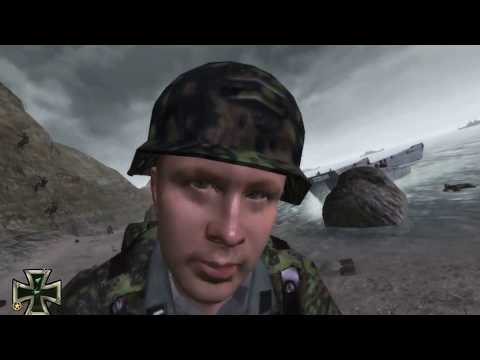 Call Of Duty 2 Mods , My Custom German Mod .