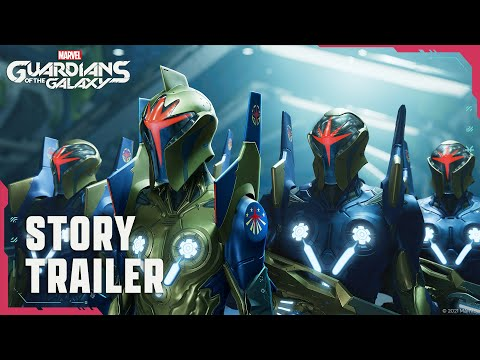 Marvel's Guardians of the Galaxy - Official Story Trailer