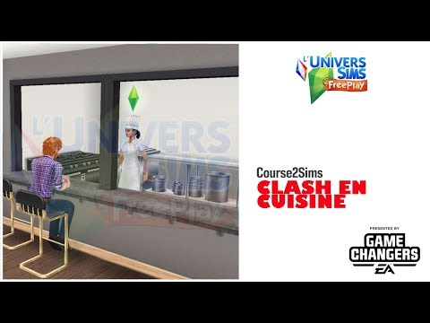 The Sims Freeplay - Clash en Cuisine - Accès Anticipé