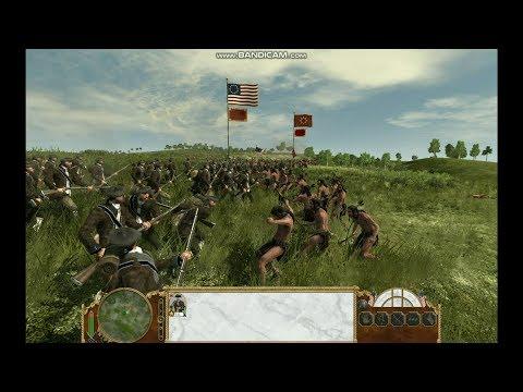 U.S Line defend Native American Attack