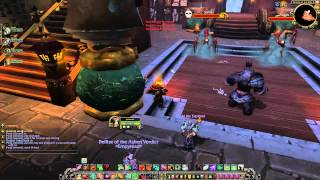 Temple of the Jade Serpent - Level 85 DPS Monk Mists of Pandaria (Beta)