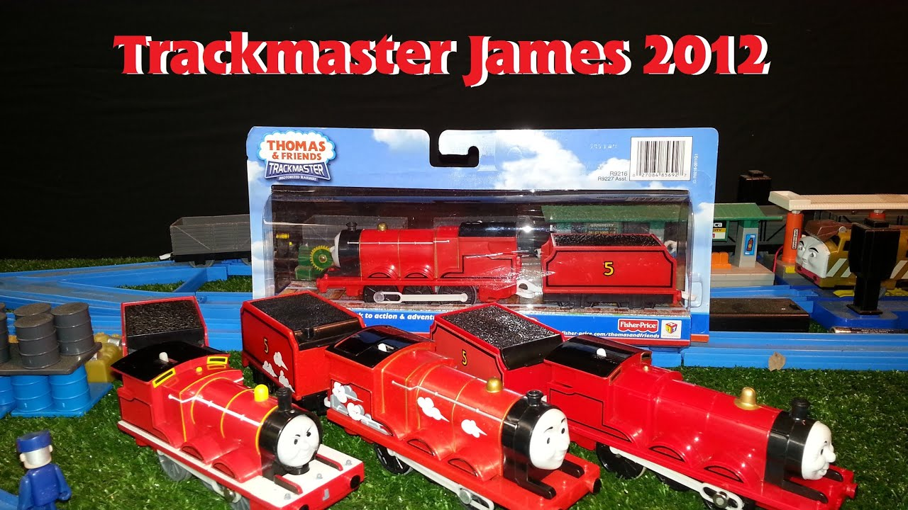 Trackmaster 2012 Thomas And Friends