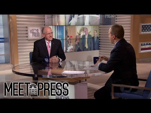 Rep. Conaway: We're Trying To Stay Away From The Mueller Probe (Full) | Meet The Press | NBC News