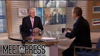 Rep. Conaway: We're Trying To Stay Away From The Mueller Probe (Full)   Meet The Press   NBC News
