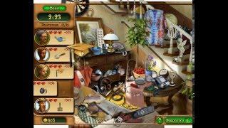 поиск предметов игра Мой Прекрасный Сад найди предметы Garden Scapes