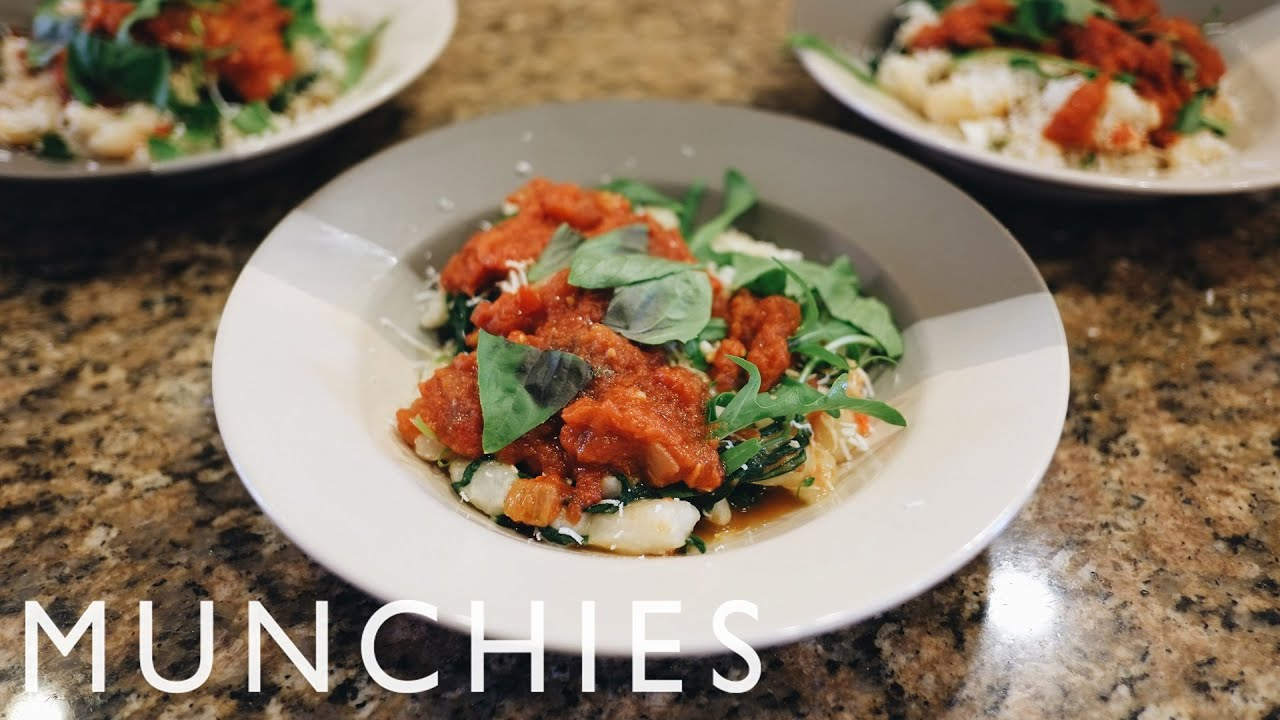 Munchies Presents: Old-School Italian Cooking With Danny Smiles