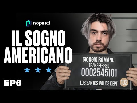 Il Sogno Americano   6. In Arresto
