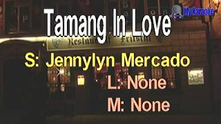 Watch Jennylyn Mercado Tamang In Love video