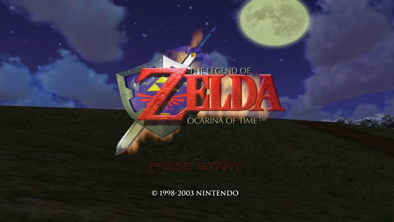 Dolphin: Zelda Oot Widescreen Hack and HD texture pack Tutorial (read the  description)