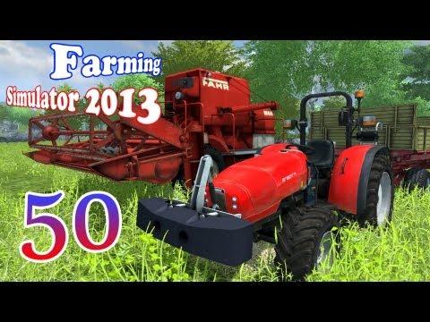 Farming Simulator 2013 ч50 - Новый супер-трактор