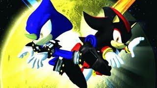 Sonic Generations - Testing Daku Neko's Espio Mod