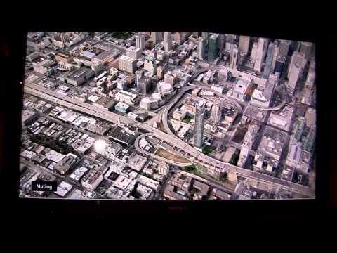 iOS 6 Maps - C3 Maps - Realistic 3D City Models