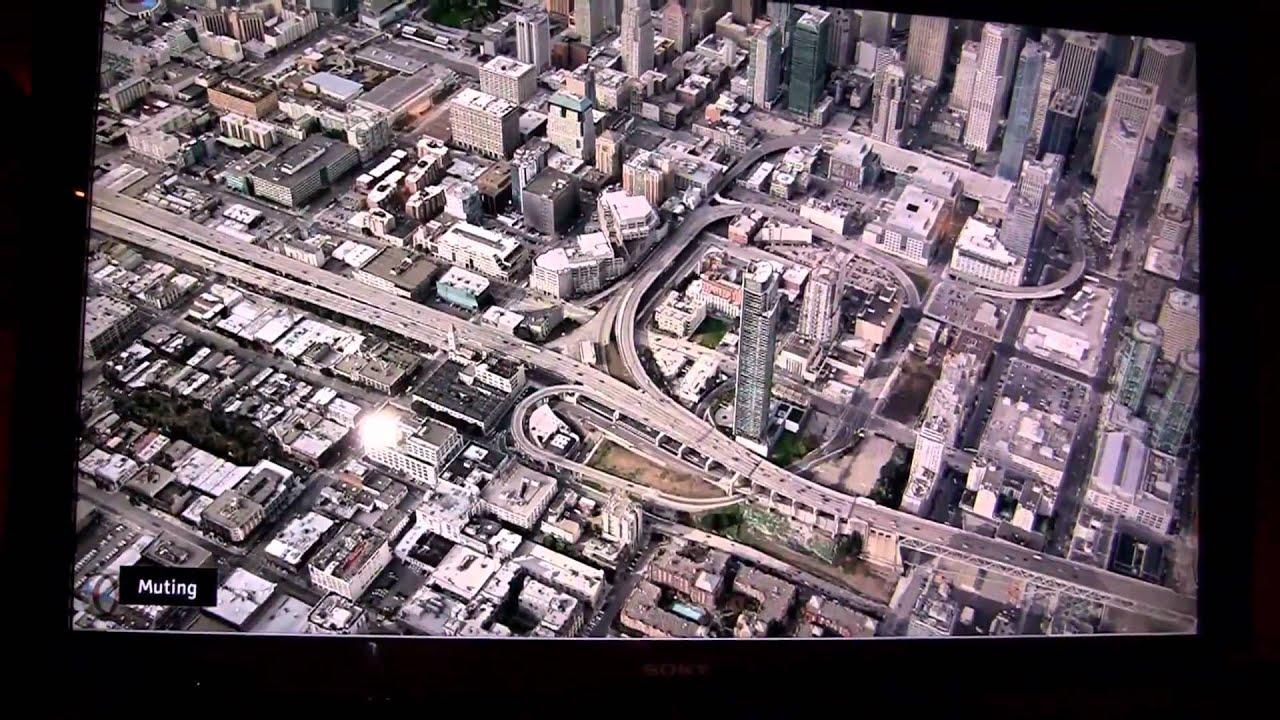 IOS Maps C Maps Realistic D City Models YouTube - Google 3d satellite map