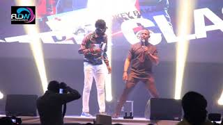 NIGERIA COMEDIANS CELEBRATE OKEY BAKASSI 25YEARS ON STAGE