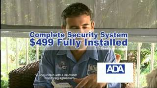 ADA Prime Security: Security Services Townsville - Commercial Security Systems