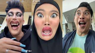 Aaaaaa Tiktok Challenge Compilation - Hahahaha New trend ( kalyan sunuwar )
