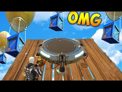 can we launch pad finish fortnite battle royale moments - launch pad fortnite