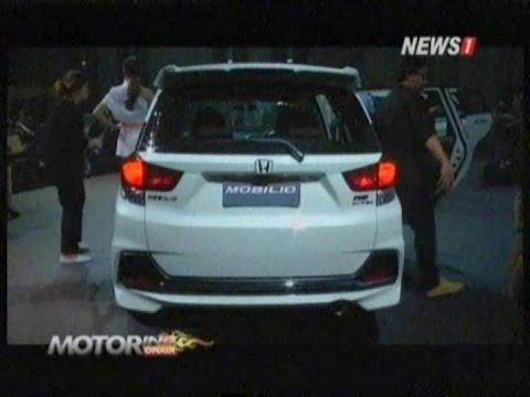 "Motoring ONAIR ช่วงที่4 Motoring Update ""ฮอนด้า โมบิลิโอ"" ประกอบไทยเริ่มต้น 597,000 บาท"
