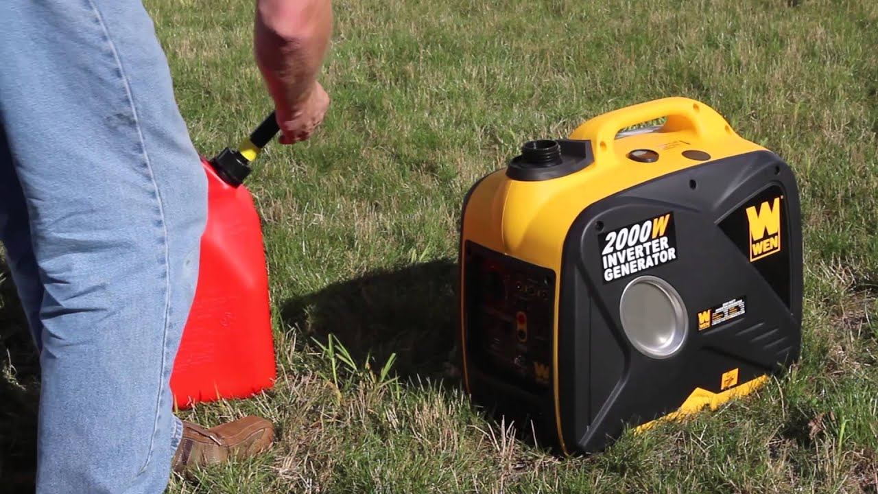 Best Portable Generators for RVs and Camping in 2019 - Camp Addict