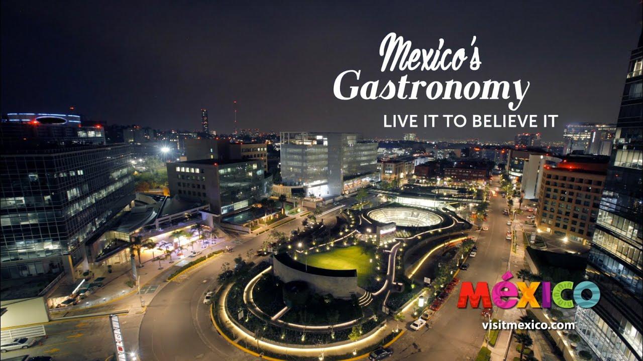 Gastronomía de México #WTM14 – SECTUR