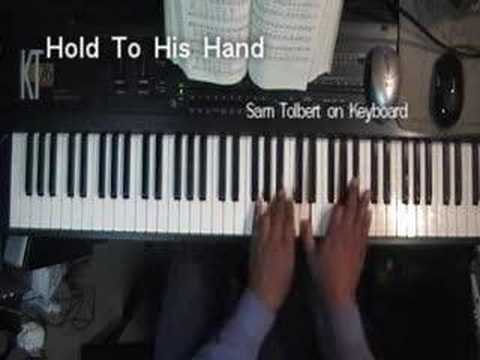 Hold To His Hand in key of F